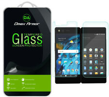 Dmax Armor ZTE Axon M Tempered Glass Screen Protector Saver