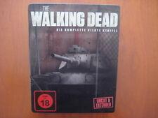 The Walking Dead - Staffel 4 -Uncut & Extended Limited Steelbook Edition Blu-ray