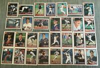1991 BOSTON RED SOX Topps 40th COMPLETE Baseball Team Set 30 Cards BOGGS CLEMENS