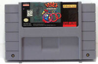Izzy's Quest for the Olympic Rings - SNES Super Nintendo -Tested -Cartridge Only