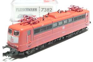 A Fleischmann N DB 151 021-3 rot 7382 NEU OVP