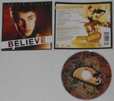 Justin Bieber - Believe   - U.S cd