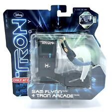 Sam Flynn + Tron Arcade Pack - Target Exclusive - Tron Legacy - Spin Master