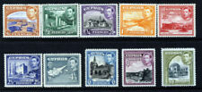 Lightly Hinged Pictorial Cancellation British Colonies & Territories Multiple Stamps
