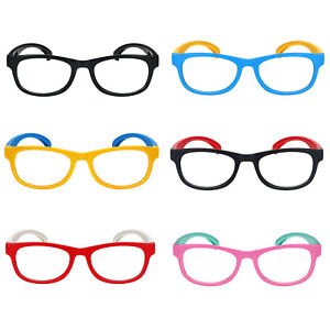 For Kids Anti-Blue Light Glasses Anti-UV Radiation Protection Computer Goggles