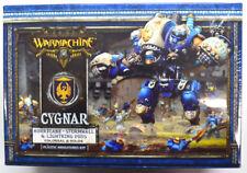 Warmachine Cygnar Hurricane / Stormwall & Lightning Pods Colossal PIP 31112