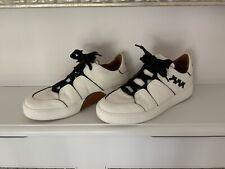 Ermenegildo Zegna Men's White Trainers Size UK 7