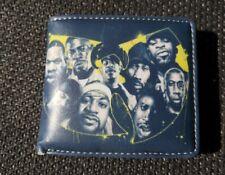 Wu Tang Clan - Art Wallets - Vintage - Geldbeutel - Rar