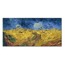 Van Gogh Art Painting Reproduction Abstract Canvas Print Home Decor Framed