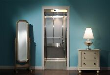 Door Mural Elevator Lift View Wall Stickers Decal Wallpaper 10
