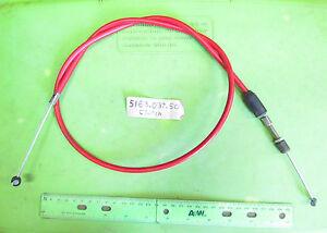 Montesa NOS 51M Cota 348 349 Clutch Cable p/n 5163.037.50  51.63.037.50  # 1