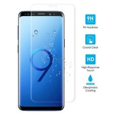 Full incurvée trempé verre S9 Galaxy 3D écran Tactile Protecteur Ultra Clair LCD