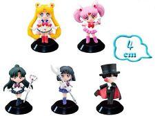 5 Figurines Sailor Moon