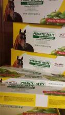 Pyrantel paste Horses 23.6g ( Pyrantel Pamoate strongid paste) Lot of 24