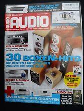 AUDIO 10/04, LOGAN DYNAMO 1000, KEF HTB 2 SE , ACCUPHASE E 560,HECO CELAN XT 701