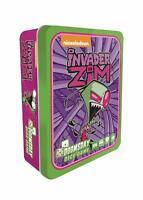 Invader Zim Doomsday Dice Game Tin