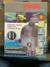 Eheim Air Pump 100L/Hr Fish Tank Aquarium Includes Diffusion Stone German Made