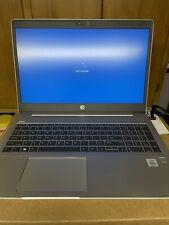 "HP ProBook 450 G7 14"" Laptop i5-10210U, 8GB RAM, 256GB SSD, Windows 10 + charger"