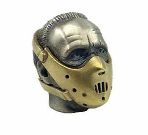 Pendant Bead White Brass Knife Masked Beads Lanyard Pendants Key Rings