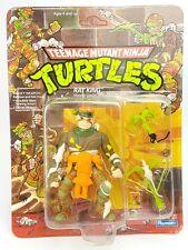 Vintage ☆ RAT KING TEENAGE MUTANT NINJA TURTLES Figure ☆ Carded MOC Sealed