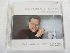 Dvorak: del nuovo mondo, John Axelrod, Würt Phil. da-CD