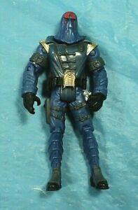 GI Joe 2001 V11 Cobra Commander Action Figure.