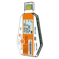 Elitech Loget 1 Th Temperature Amp Humidity Data Logger Single Use Pdf Report Usb