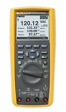 FLUKE 289 COMBO KIT TRUE-RMS INDUSTRIAL LOGGING MULTIMETER