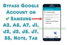 instant Remote Google Account Removal/Reset FRP ALL SAMSUNG