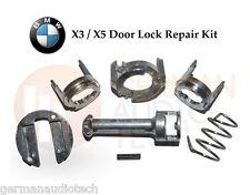 BMW E53 X5 L/R DOOR LOCK CYLINDER + BARREL REPAIR KIT 2000 2001 2002 2003 05 06