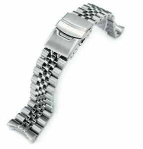 SKX007 SKX009 SKX Seiko Jubilee Solid End Links Screw Pins like Miltat Strapcode