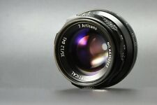 ✮ 7Artisans 35mm f/1.2 Wide-Angle manual lens for SONY E-mount APS-C ✮ 35/1.2