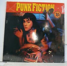 "MINT SEALED AFI/Frantics/Tiger Army/The Force ""PUNK FICTION"" 10"" LP      O"