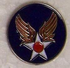 Hat Lapel Push Tie Tac Pin Ww2 Hap Arnold Air Force New