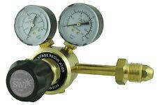 Nitrogen Gas Regulator 2 Gauge 0-10 Bar - Side Entry