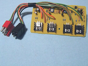 T6) 1969 1970 1971 Ford Thunderbird Sequencer Turn Signal Board (Incandescent)