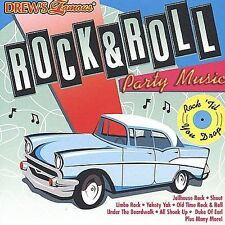 Various Artists : Drews Famous Rock & Roll Party Music CD