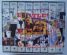 The Beatles Anthology  VHS tapes 1 to 8  with original case   Complete set