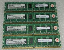 8GB KIT ( 4x 2GB) PC2-5300 ECC unbuffered desktop memory SG2567UDR212852HC