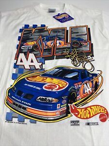 1998 Kyle Petty Hot Wheels NASCAR T Shirt Size XL New With Tags