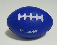 "Miniature Mini Navy Blue Football 4""- Goofing Around Fun Toy Squeezable Anthem"