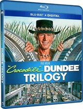 Crocodile Dundee Trilogy 1 2 3 Blu-ray Paul Hogan