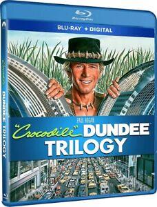 Crocodile Dundee Trilogy 1 2 3   New Blu-ray Paul Hogan