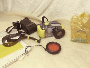 SONY MPK-PHA UNDERWATER CAMERA HOUSING CYBERSHOT DSC-P8 DSC-P10 WATERPROOF CASE