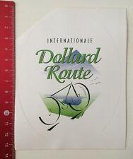 Aufkleber/Sticker: Internationale Dollard Route (180416150)