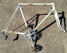 "Vintage 22.5"" Bike Road Frame 72° Campagnolo Retro Bicycle Touring Race Ilkeston"