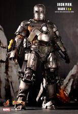Hot Toys Iron Man Mark 1 / MK I v2.0 Prototype Armor MMS168 RDJ as Tony Stark!