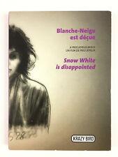 Blanche Neige est Déçue DVD + CD / de Fred Joyeux / Krazy Bird