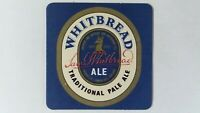 Whitbread Ale Traditional Pale Ale Beer Coaster *285