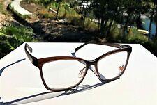 NWOT Maui Jim Matte Rootbeer Eyeglasses MJO 2617-26M (Demo) 55-14-147 / Japan